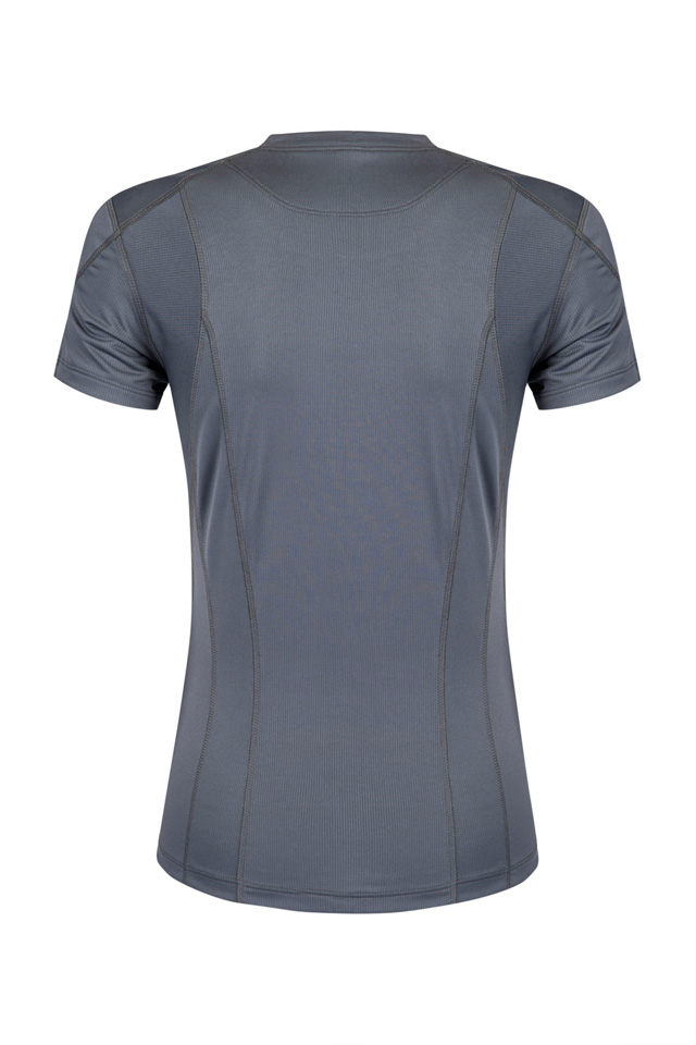 OUTDOOR WORLD T-SHIRT WOMAN