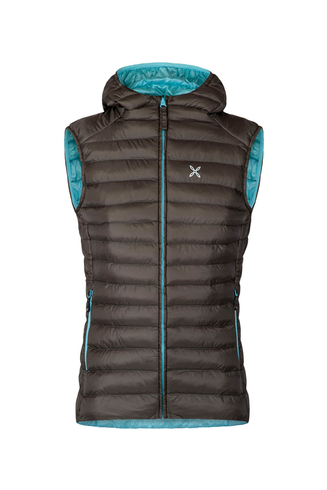 MUST HOODY VEST WOMAN