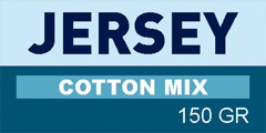JERSEY COTTON MIX 150GR