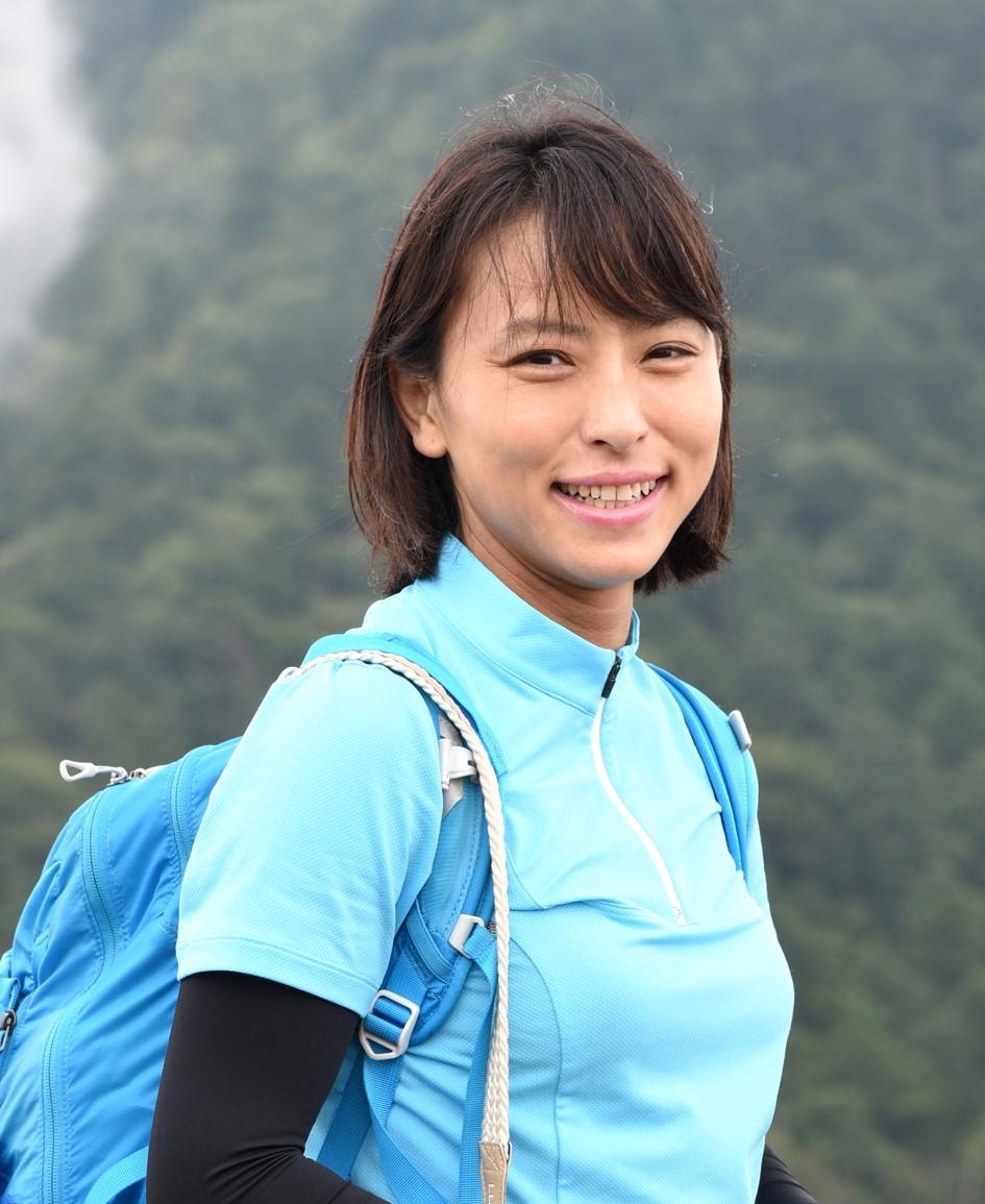 山岳ライター小林千穂さん